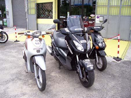 Moto di cortesia il centauro moto for Moto usate in regalo