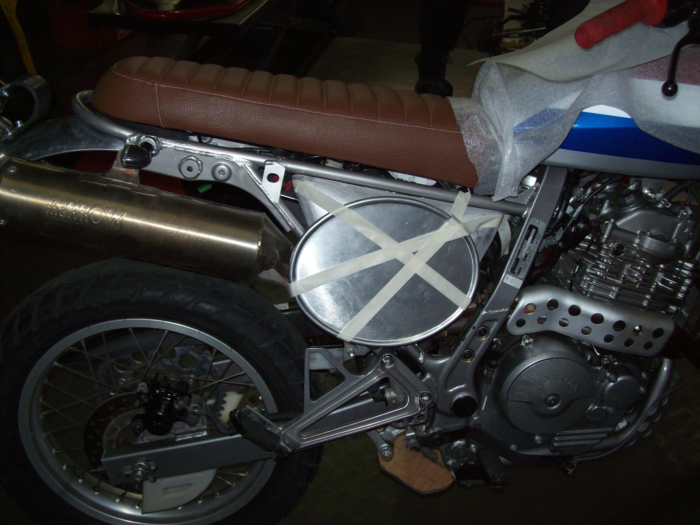Honda dominator il centauro moto for Moto usate in regalo